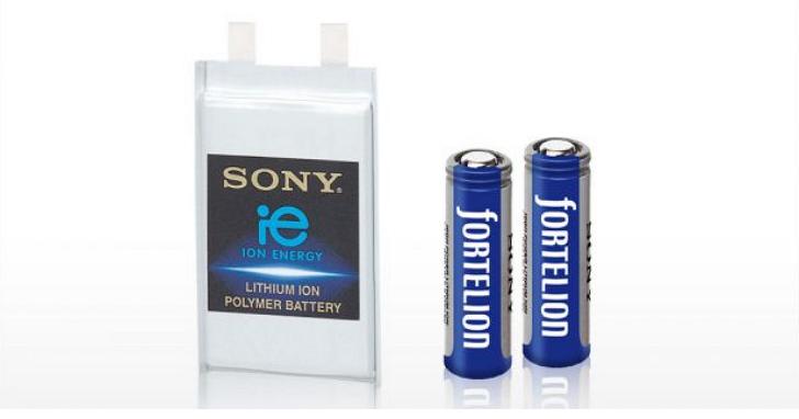 贏在起跑點半途就退場,鋰電池先行者Sony黯然離席