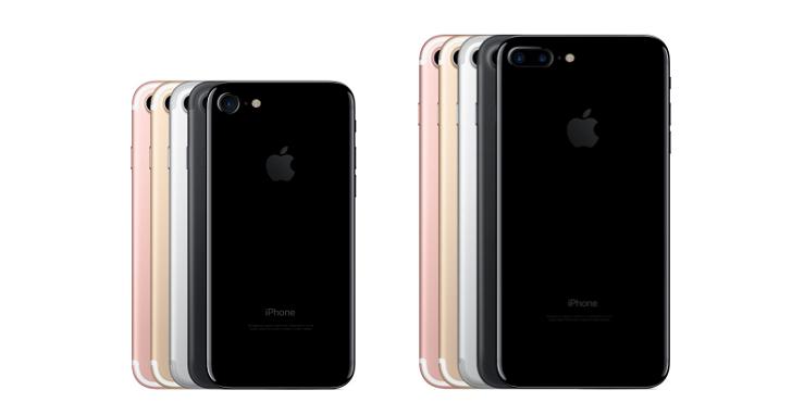 iPhone 7 Plus 的 RAM 增加至 3GB,並搭載行動領域最好的 CPU