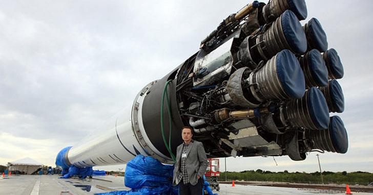 就連 Musk 都搞不懂,他的Falcon 9 號火箭到底是怎麼爆炸的