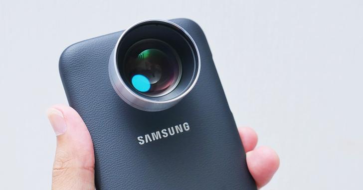 質感與畫質兼具,三星 S7/Edge Lens Cover 鏡頭組體驗評測