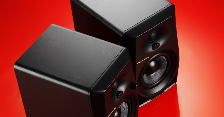 Pioneer DJ DM-40- 具備監聽特性的主動式喇叭