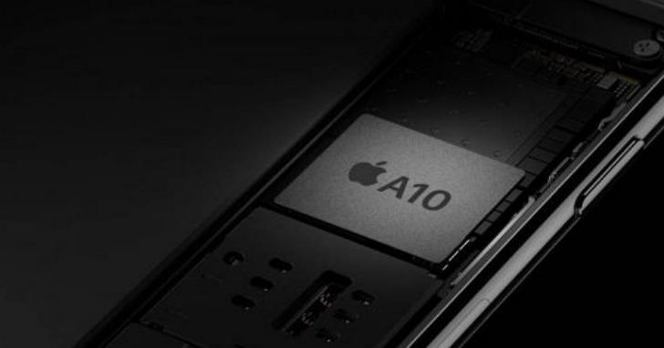 X光透視iPhone 7處理器, A10 Fusion 在設計上有什麼獨到之處?