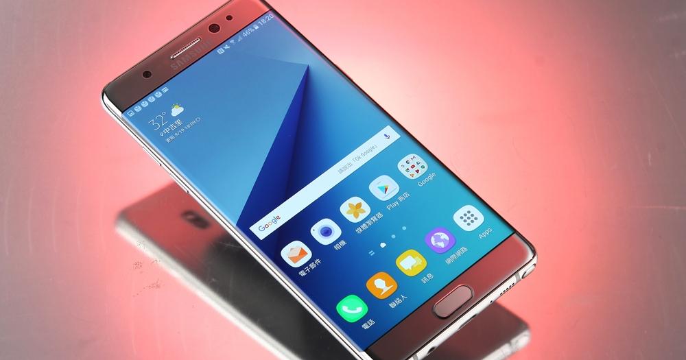 台灣三星發布 Note 7 軟體更新,充電上限降為 60%