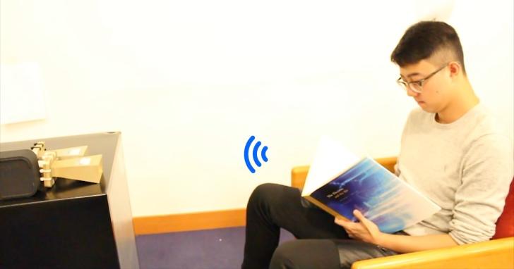 MIT發表「心電感應」技術,隔空利用無線電波就能知道你的心情好不好