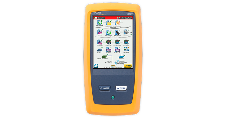 NETSCOUT 採用全新的 Wi-Fi 功能 強化 OneTouch AT G2 網路測試儀的檢測效能