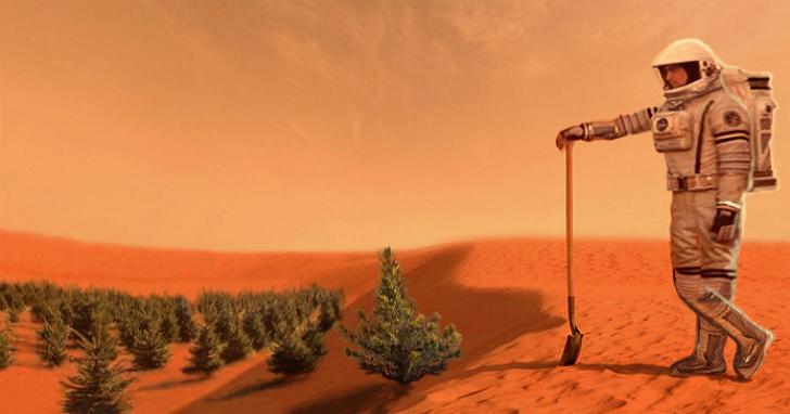 馬斯克的火星計劃終於公佈:未來40到100年,建造可自我持續發展的火星城市