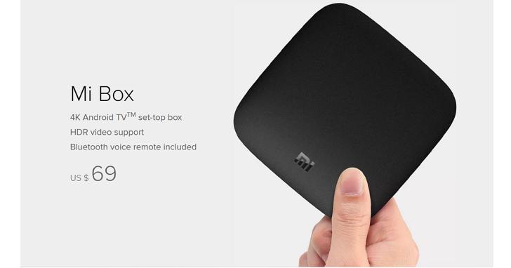 不受中國政府監管、Android TV 6.0系統,愛裝什麼App就裝什麼的小米盒子美國版Mi Box開賣