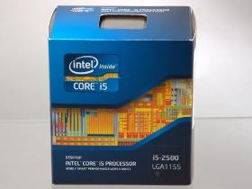 Core i5 2500 開箱,一轉眼幫你超到3.7GHz