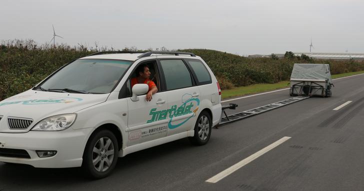 小編肉身實測!體驗 ARTC 研發MIT自動輔助駕駛系統:車道跟隨及自動緊急煞車系統