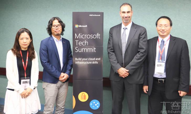 微軟年度技術盛會Microsoft Tech Summit揭幕,Windows Server 2016同步上市