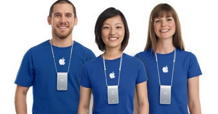 蘋果官方零售店形象破功:4名蘋果零售店男性員工因偷拍女性顧客照片還打分而遭開除、起訴