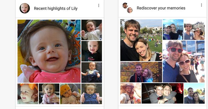 Google Photos又推出了4個聰明功能,無須升級現在就可以使用