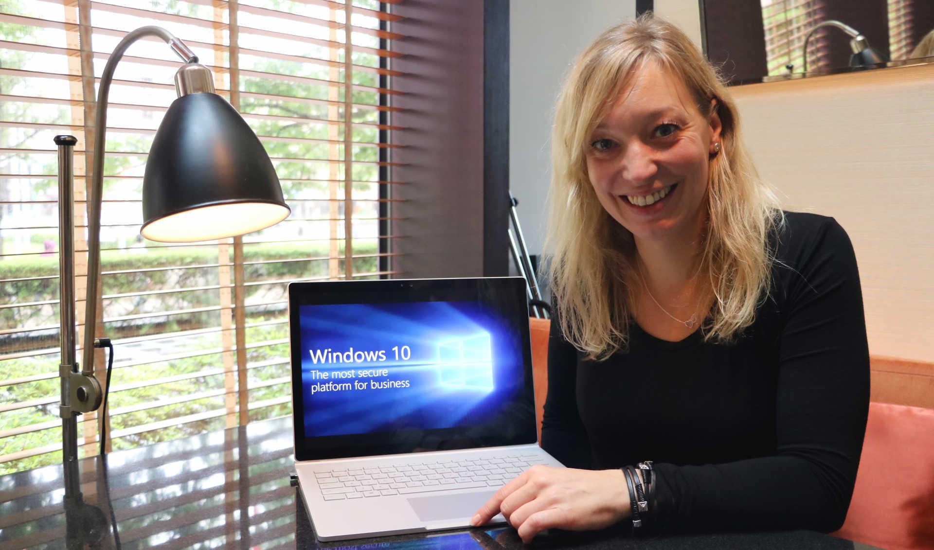專訪Windows企業端產品經理 Heike Ritter,談WDATP、WDAG以及Windows 10的其他安全功能