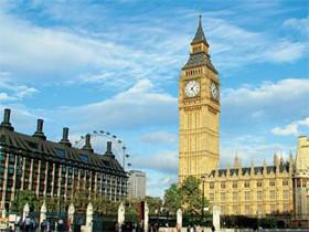 上班族的 英國 倫敦 重點導遊