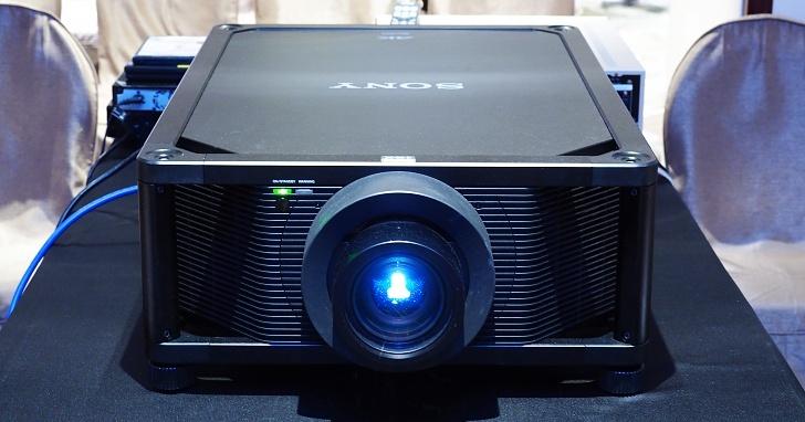要價 204 萬台幣!Sony 推出雷射光源、5000流明的 4K 旗艦投影機 VPL-VW5000ES