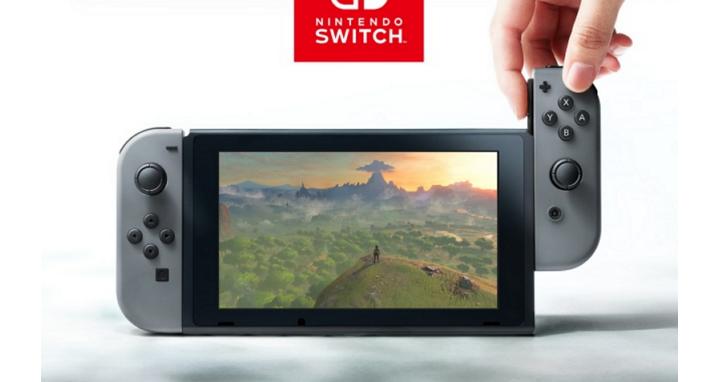 任天堂Switch重新發明了遊戲手把:細看 Joy-Con  的4種不同用法