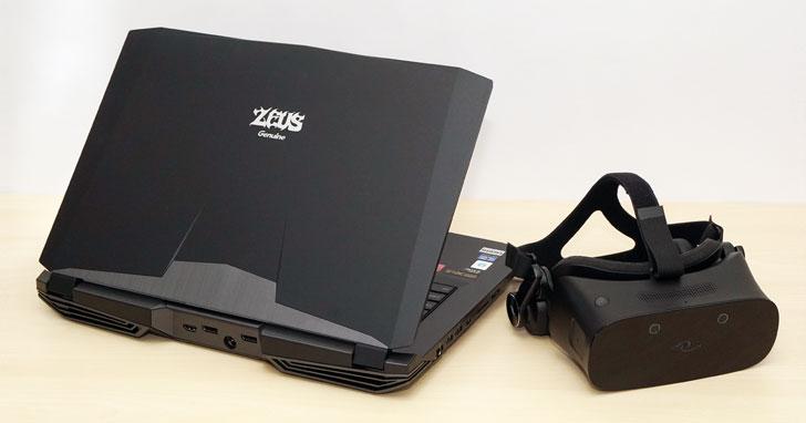 頂級規格、絕佳效能的重裝旗艦!捷元第六代「ZEUS 17 宙斯機」電競筆電開箱實測!