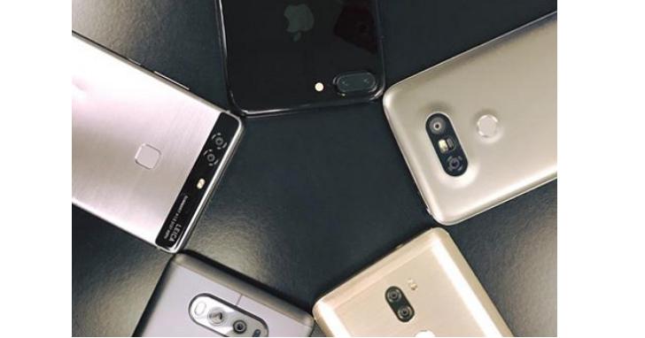 快閃直播(已結束):LG V20 和 LG G5 / iPhone 7 plus / Huawei P9 Plus/ 小米 5s + 雙鏡頭介紹