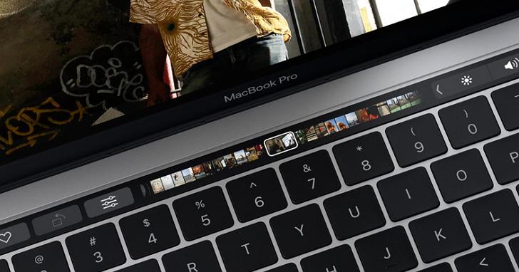 絕對不止是個 Bar!Macbook Pro 的 Touch Bar到底能做什麼?