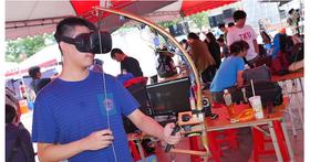 2016 新北 Maker Faire 自造者嘉年華直擊,聯發科通訊大賽同步登場