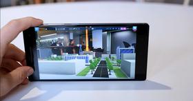 第一部搭載 Google Tango 技術的真AR手機終於開賣,擴增實境進入現實現在開始