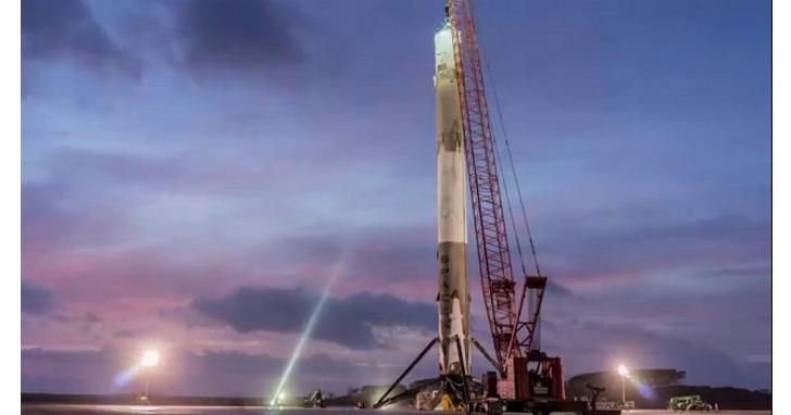SpaceX 火箭爆炸原因終於找到,問題出在液態氧氣
