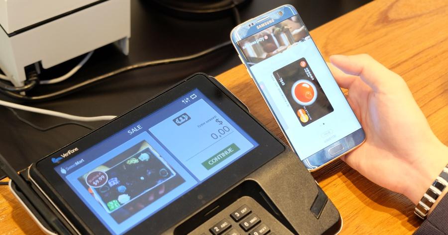 Samsung Pay 最快明年登台,聯手七家銀行、支援一卡通、Happy GO