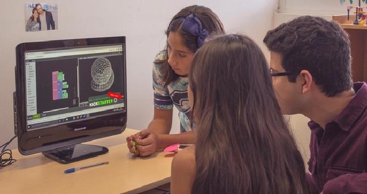 ScratchyCAD利用指令建立3D模型,加速入門者學習進度