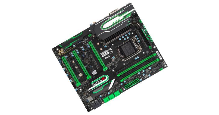Supermicro 曝光 4 款新主機板,採用 Intel Z270、H270 晶片組