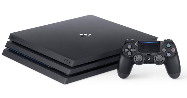 PlayStation 4 Pro 今天正式開賣,官方公布 PlayStation 4 Pro  最佳化遊戲清單
