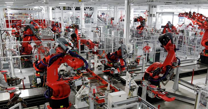 搶走美國人工作的不是中國人,而是機器人!
