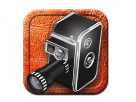 老電影產生機,iPhone 也能拍 8mm