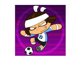 iPhone 趣味足球:Chop Chop Soccer