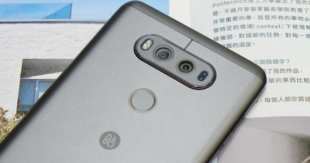 LG V20 動手玩,具雙螢幕、雙主鏡頭的影音旗艦