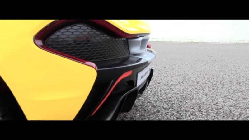 什麼?!McLaren P1純電版真的來了?官方測試影片無預警釋出!