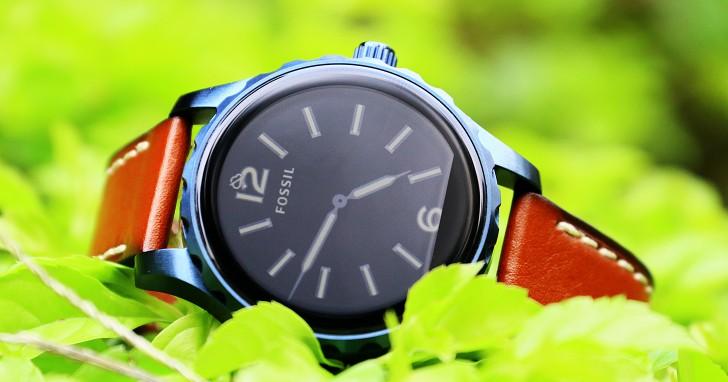 引領 Android Wear 時尚穿戴潮流,Fossil Q Marshal 智慧錶試玩評測 | T客邦