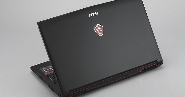 MSI GP62MVR 6RF Leopard Pro 評測:VR 電競筆電入門經濟款的選擇