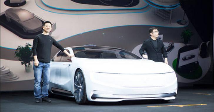 樂視「超級汽車」法拉第工廠停工始末:幻象、泡沫、騙局和背後的推手