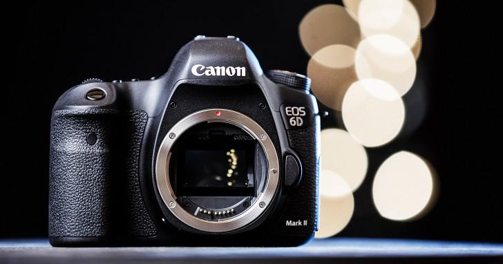 4K 錄影、雙相素對焦,消息指出 Canon EOS 6D Mark II 將於明年問世?