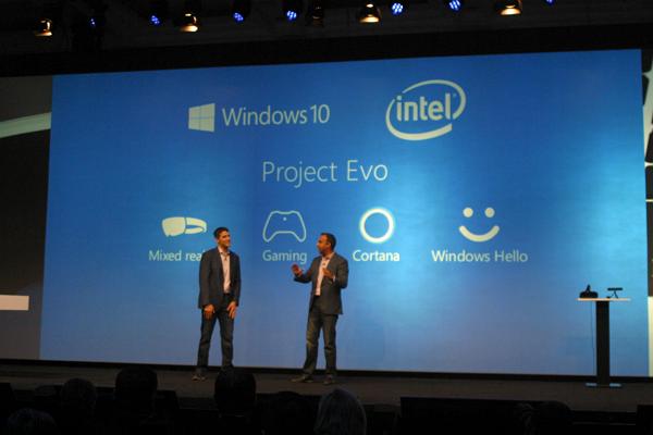 微軟並沒忘記老朋友,與Intel合作推出Project Evo計畫