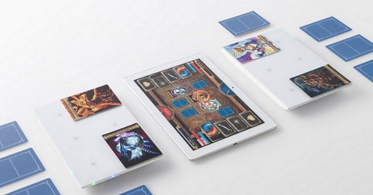 遊戲王成真! Sony 推出了一款遊戲卡牌專用的AR平板 Project Field