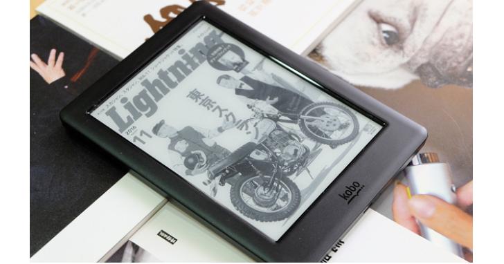 【實測】Kobo Glo HD-終於有款可用線上書城買正體中文電子書的 E Ink 閱讀器