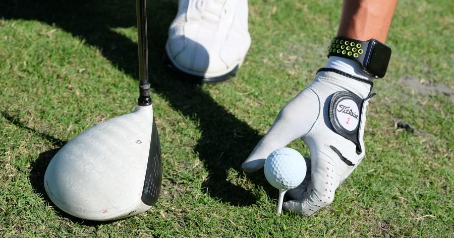 Golface 智慧高爾夫系統,結合智慧錶與手機平板的新創服務