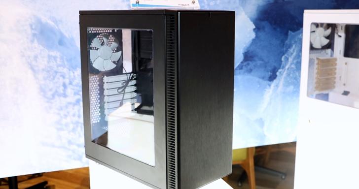 採用工業等級隔音材料,瑞典機殼品牌 Fractal 發布全新 Define C 靜音機殼