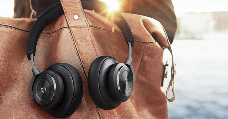 B&O Play 推出新款無線抗噪耳機 Beoplay H9