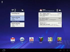 真‧平板系統 Android 3.0 Honeycomb 功能圖解