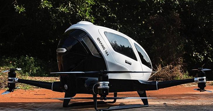 年初在 CES 號稱要推出可載人無人機的億航,無人機還沒飛上天,公司恐怕就要落地了