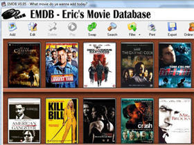 Eric's Movie DataBase :電影迷的私房影片庫