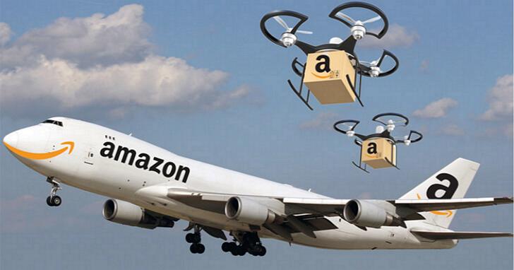 亞馬遜租了 40 架飛機要搞自己空運,UPS 和 FedEx 未來的日子難過了
