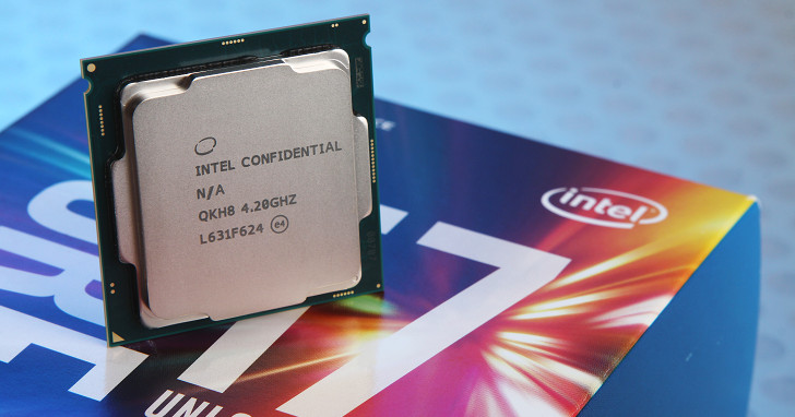 Intel Kaby Lake 桌上型平台正式登場,第七代 Core i7 不鎖倍頻處理器實測